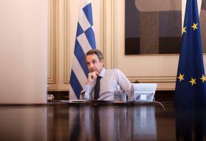 Σύσκεψη αύριο στο Μαξίμου, υπό τον πρωθυπουργό, για τον κορωνοϊό