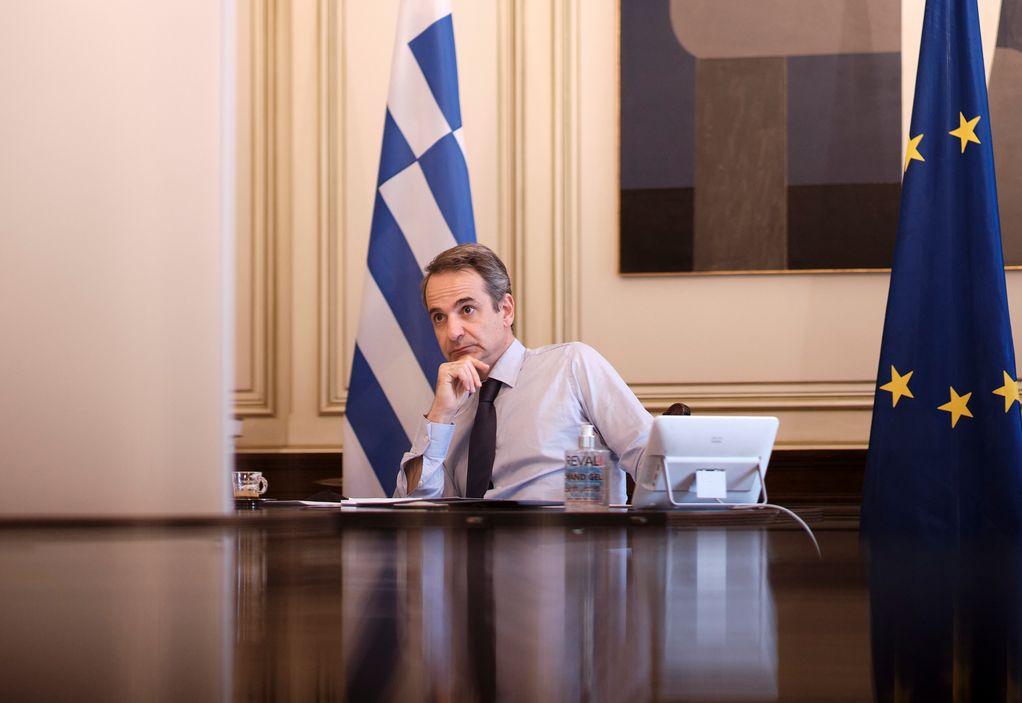 Τι είπε ο Κ. Μητσοτάκης στη Σύνοδο Κορυφής