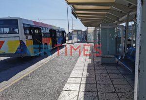 Θεσσαλονίκη: Χωρίς λεωφορεία σήμερα για 4 ώρες