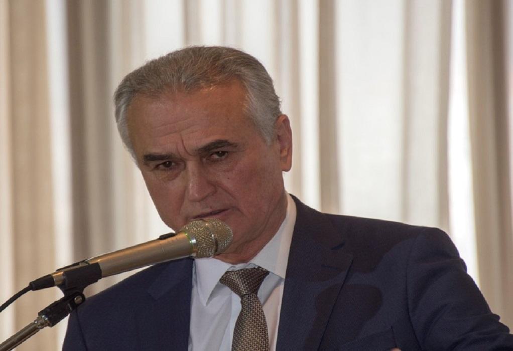 Σ. Αναστασιάδης: Ο κορωνοϊός δοκιμάζει τις αντοχές μας