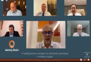 Βενιζέλος: Η πολιτική έχει πάρει το πάνω χέρι από την οικονομία