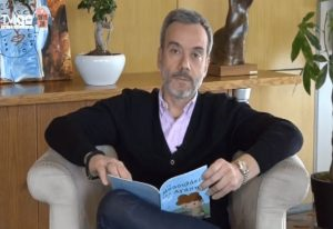 Παραμύθι για τα παιδιά διάβασε ο Κ. Ζέρβας (VIDEO)