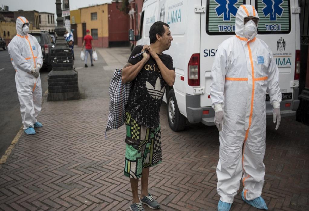 ΟΗΕ-κορωνοϊός: Η Λατινική Αμερική μπαίνει σε «βαθιά ύφεση»