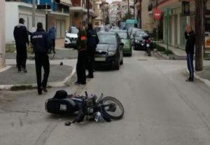 Τροχαίο δυστύχημα στην Πτολεμαΐδα (VIDEO)
