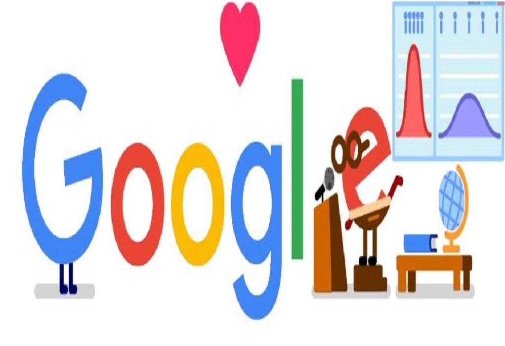 Κορωνοϊός: Το doodle με το «ευχαριστώ» της Google