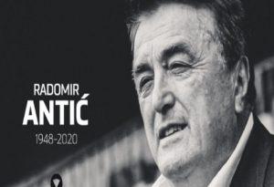 «Έφυγε» ο Σέρβος προπονητής Ράντομιρ Άντιτς