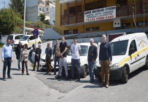 Δ. Νεάπολης-Συκεών: Σπίτι-σπίτι η διανομή τροφίμων (ΦΩΤΟ)