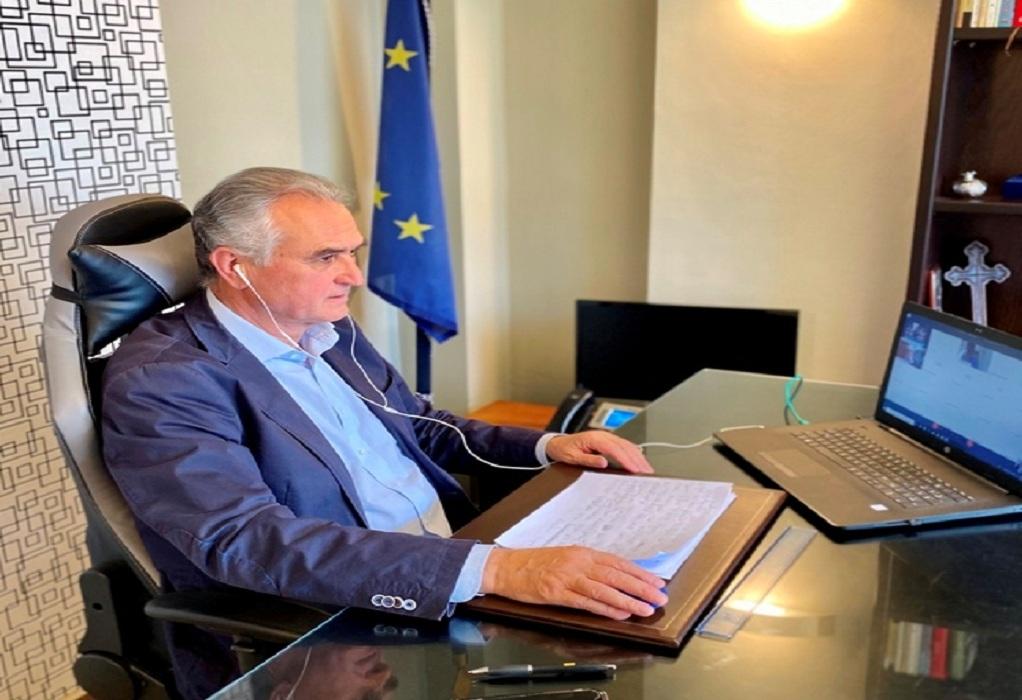 Σ. Αναστασιάδης: Ανάγκη στήριξης του πρωτογενούς τομέα