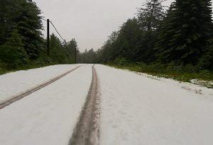 Ζαγόρι: Είδαν χιόνι σε Λάιστα και Γυφτόκαμπο