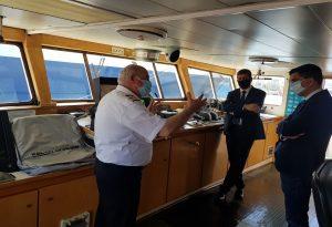 Νέο ωκεανογραφικό για το Ελληνικό Κέντρο Θαλασσίων Ερευνών