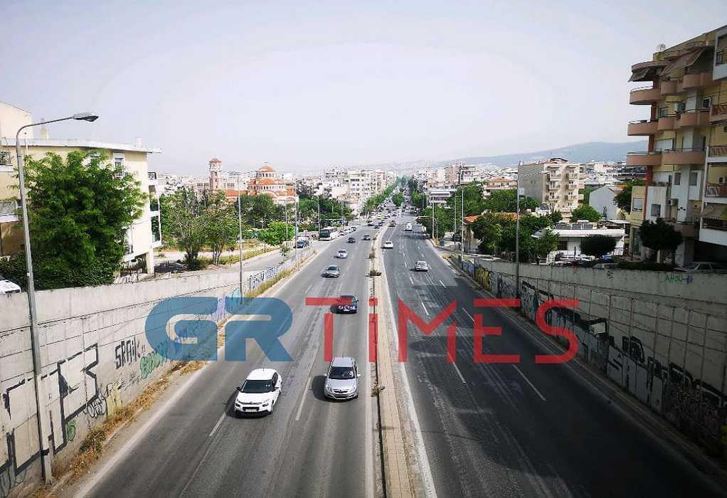 Θεσ/νίκη: Δείτε εικόνα από την Αερογέφυρα στη Βούλγαρη (VIDEO)