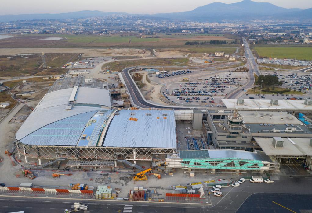 Αεροδρόμιο Μακεδονία: Εντός 2020 έτοιμα νέο και παλιό τέρμιναλ