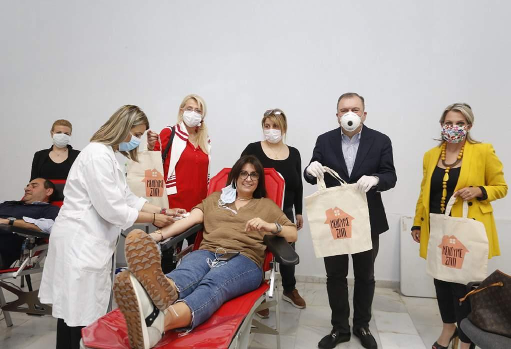 Έκτακτη αιμοδοσία στο Δήμο Πυλαίας – Χορτιάη