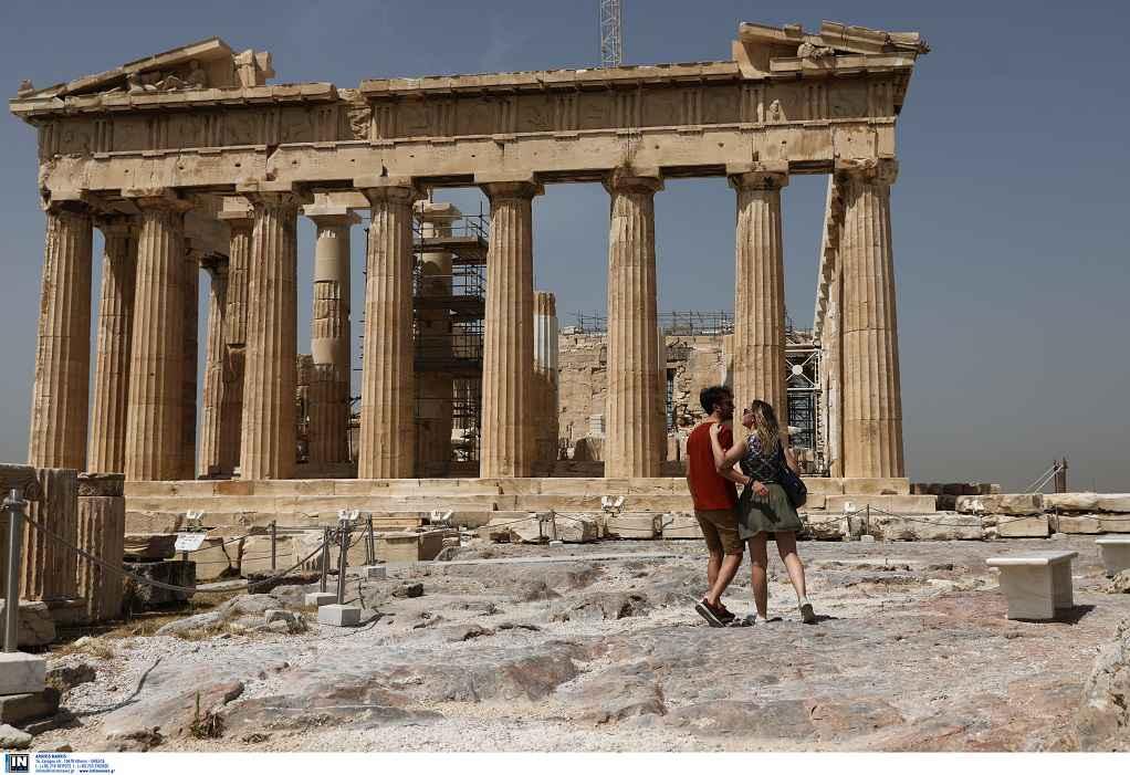 Υπ. Πολιτισμού: Έργα στην Ακρόπολη με χρηματοδότηση Ταμείου Ανάκαμψης