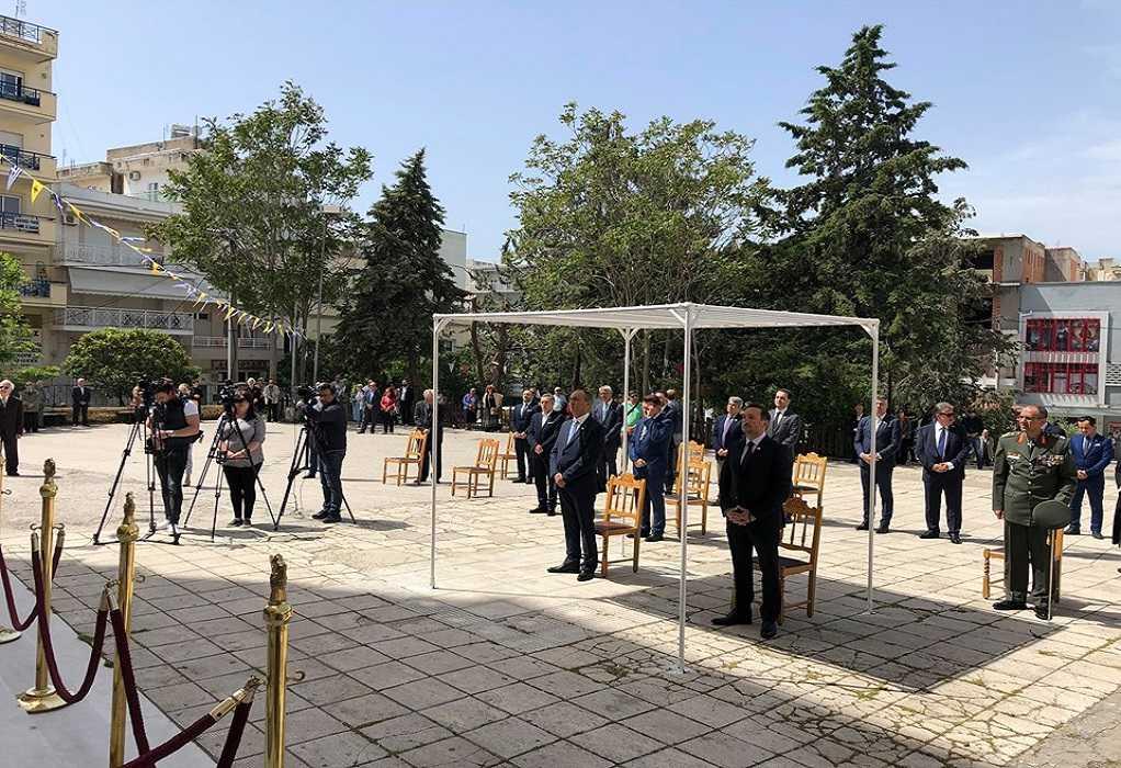 Θεοδωρικάκος-Καράογλου στον εορτασμό απελευθέρωσης της Θράκης