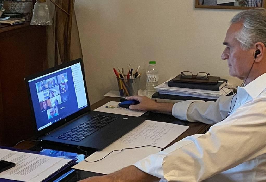 Αναστασιάδης: Τηλεδιάσκεψη για τις εκδηλώσεις του 2021