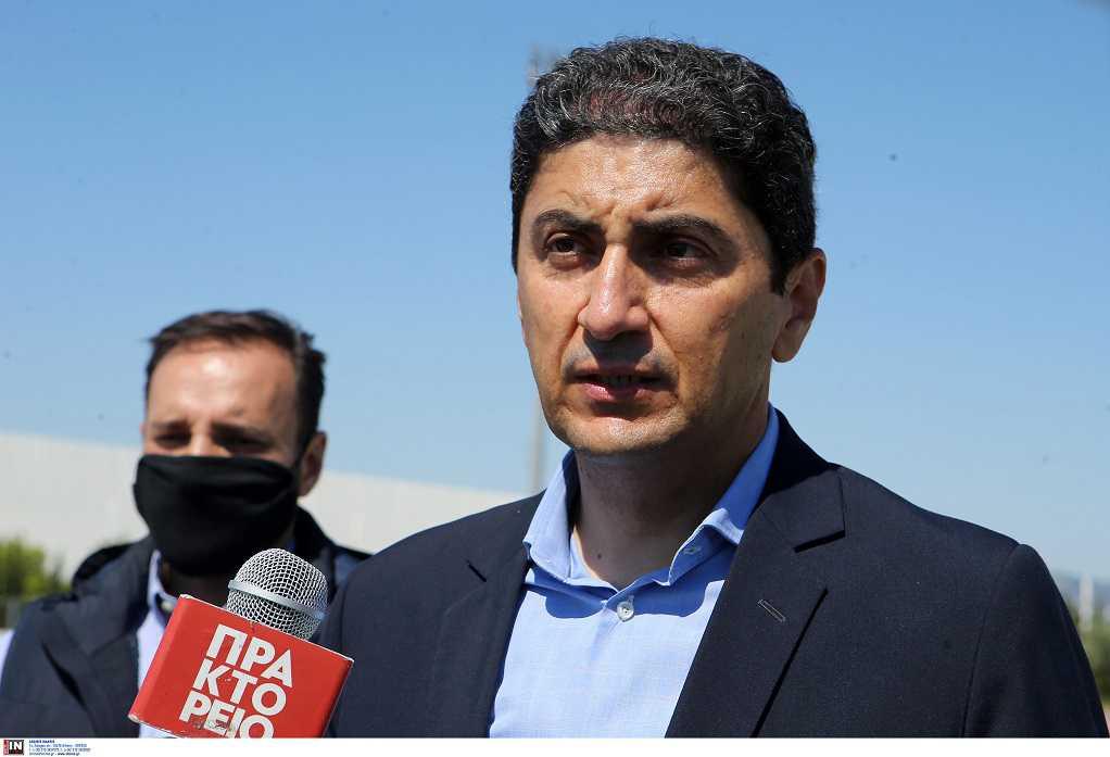 Αυγενάκης: Παράταση στη διαβούλευση για το αθλητικό νομοσχέδιο