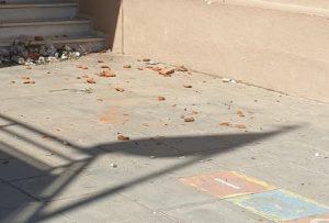 Ν. Μουδανιά: Βανδαλισμοί σε Δημοτικό Σχολείο (ΦΩΤΟ)