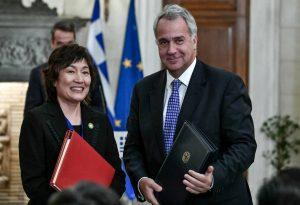 Ανοίγει ο δρόμος προς την Κίνα για τα ελληνικά ακτινίδια