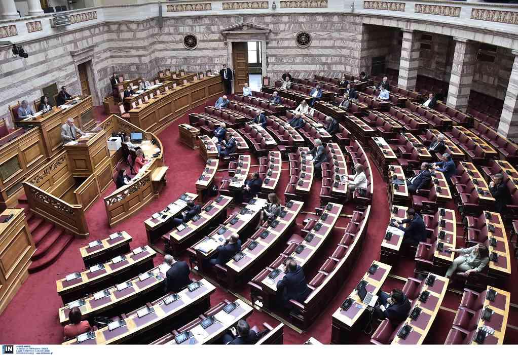 Βουλή: Ευρύτατη συναίνεση για τη νέα δομή των Ενόπλων Δυνάμεων