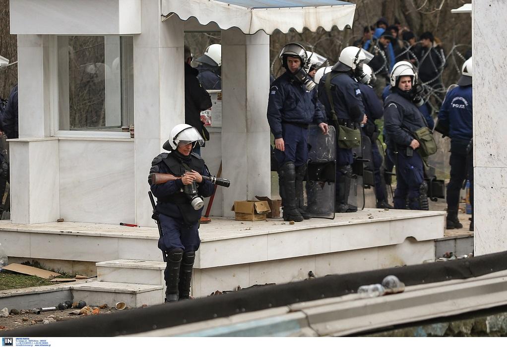 Έβρος: «Φρούριο» μετά από αστυνομικές ενισχύσεις