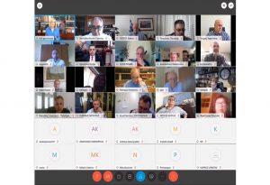 ΕΕΑ: Τηλεδιάσκεψη με τη Φώφη Γεννηματά