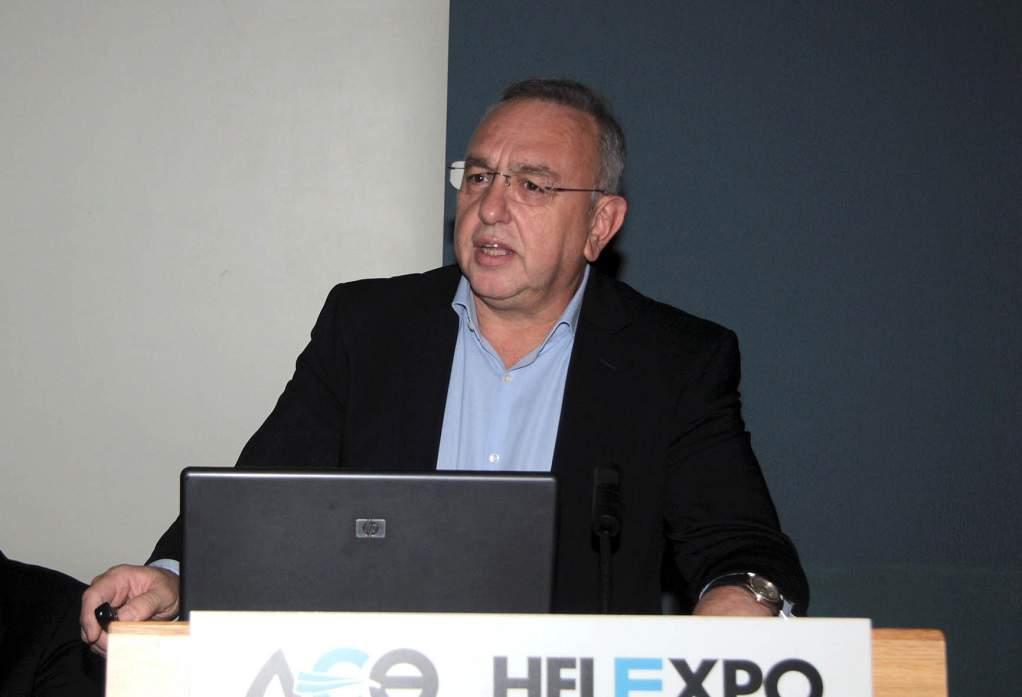 Ηχηρή παραίτηση του Α'Αντιπρόεδρου του ΕΕΘ, Γιώργου Ηλιάδη
