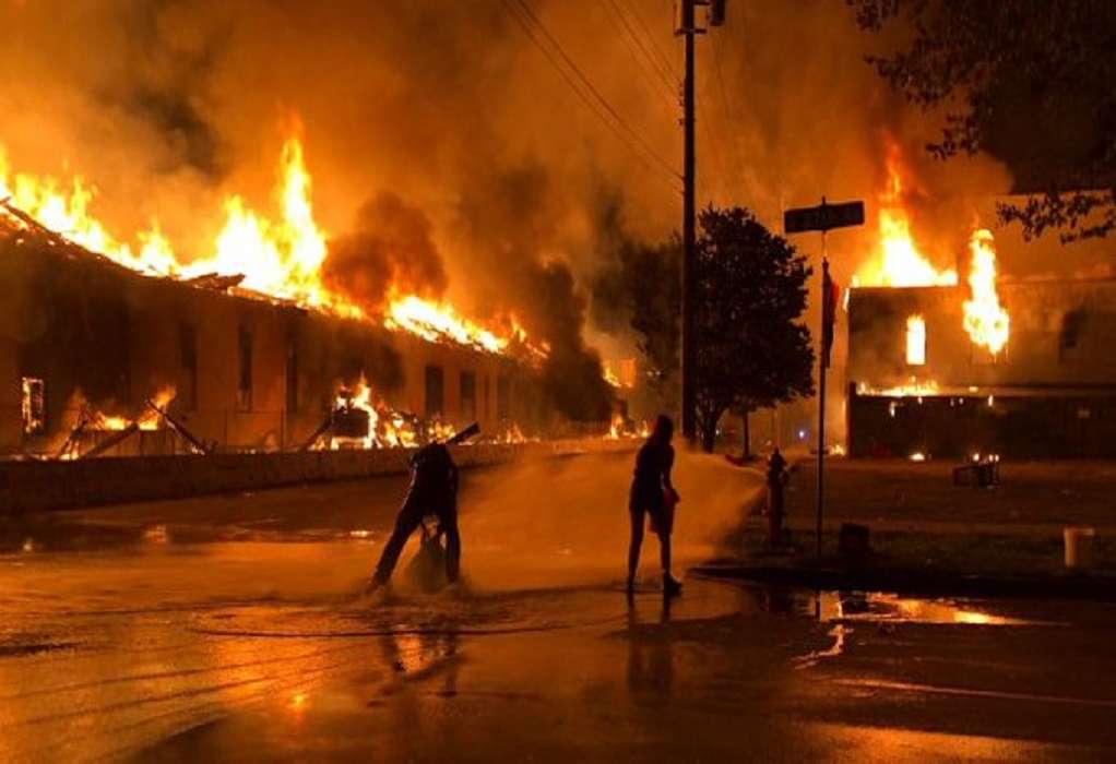 Δύο νεκροί από αστυνομικά πυρά στην Αϊόβα