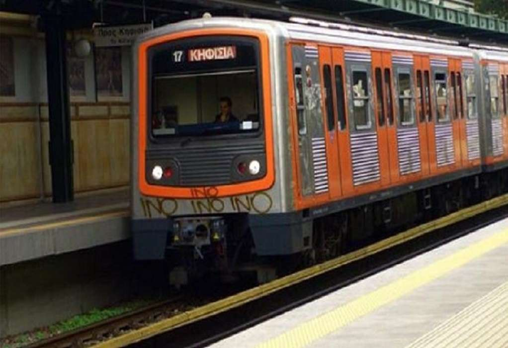 Εκτροχιασμός τρένου του ΗΣΑΠ στην Κηφισιά