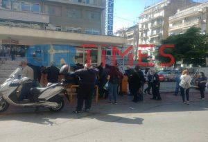 Θεσσαλονίκη: Μεγάλες ουρές στο Θεαγένειο (ΒΙΝΤΕΟ-ΦΩΤΟ)