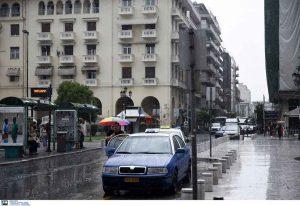 Καιρός: Βροχές και ισχυρές κατά τόπους καταιγίδες