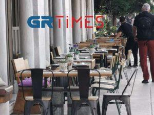 Θεσσαλονίκη: Παράταση ωραρίου ζητά η εστίαση