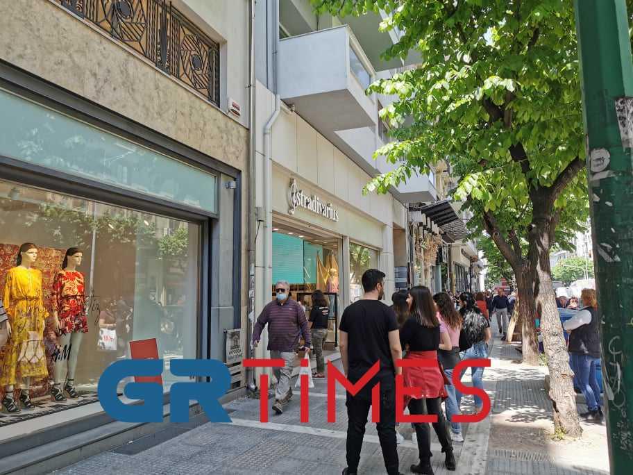 Θεσσαλονίκη: Κλειστή η αγορά την Κυριακή 1η Νοεμβρίου