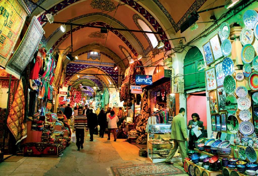 Κωνσταντινούπολη: Στη 1η Ιουνίου ανοίγει το Καπαλί Τσαρσί