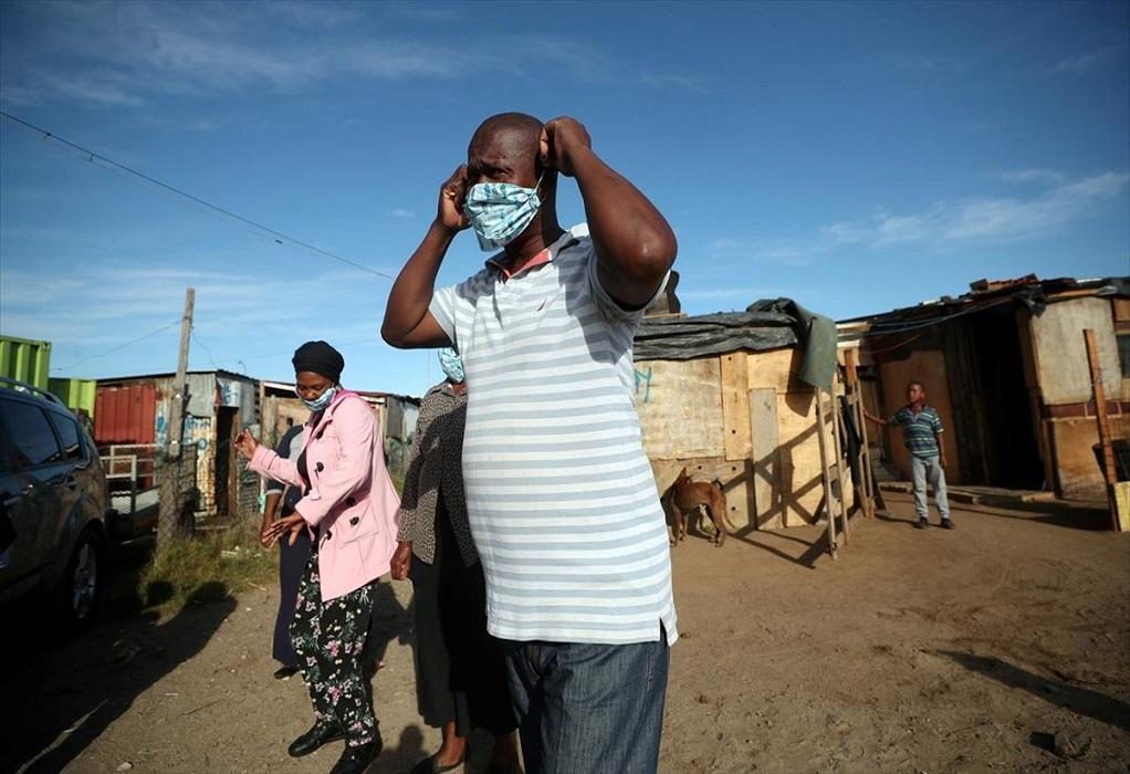 Νότια Αφρική: Πάνω από 500.000 τα κρούσματα του covid-19