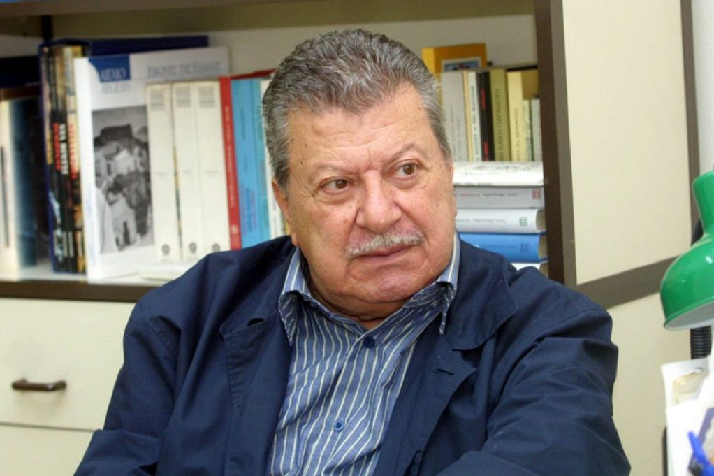 Πέθανε ο συγγραφέας Κυριάκος Ντελόπουλος