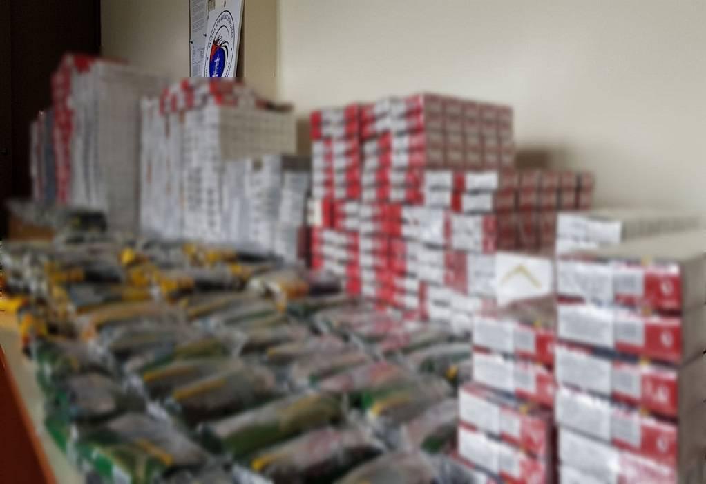 Πτολεμαΐδα: Στη «φάκα» διακινητής λαθραίων τσιγάρων