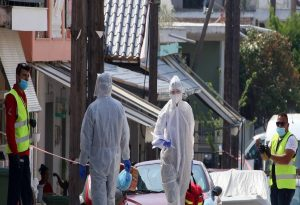 Λοιμωξιολόγος: Πιθανά τα τοπικά lockdown