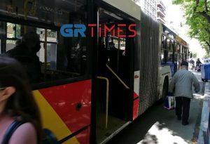 Καταδικάστηκε για χέρι… μέσα σε λεωφορείο του ΟΑΣΘ