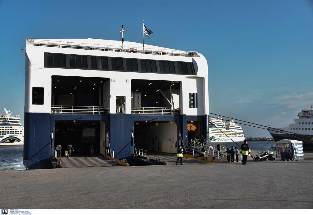 Υπ. Ναυτιλίας: Οι αρχές δεν γνώριζαν για ύποπτα κρούσματα στο πλοίο από την Ίο