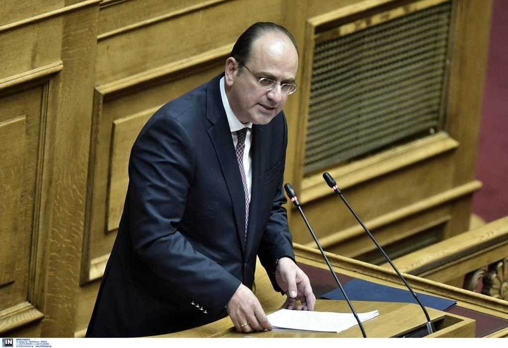 Λαζαρίδης: Δικαιώνονται οι κυβερνητικοί χειρισμοί (ΗΧΗΤΙΚΟ)