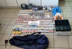 Συμμορία διαρρηκτών έκλεβε μετρητά και λίρες