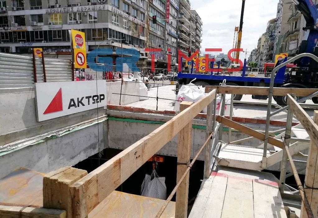 Θεσσαλονίκη: Ποιοι δρόμοι κλείνουν για 12 μήνες λόγω μετρό