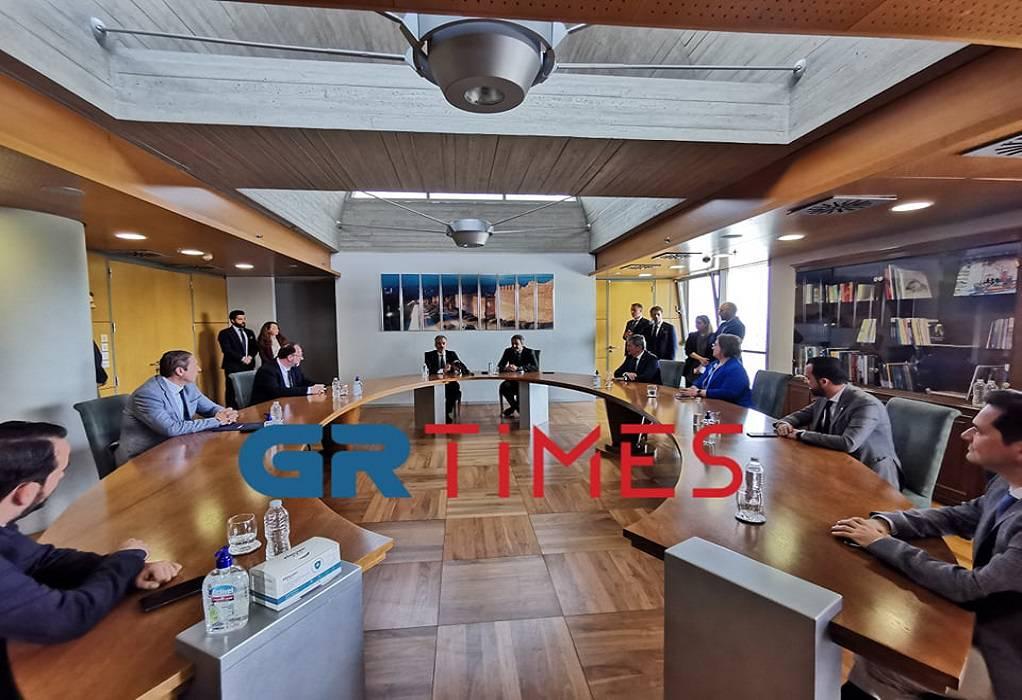 Μητσοτάκης: Η δουλειά για τη Θεσσαλονίκη δεν σταμάτησε ούτε λεπτό (ΦΩΤΟ -ΒΙΤΕΟ)