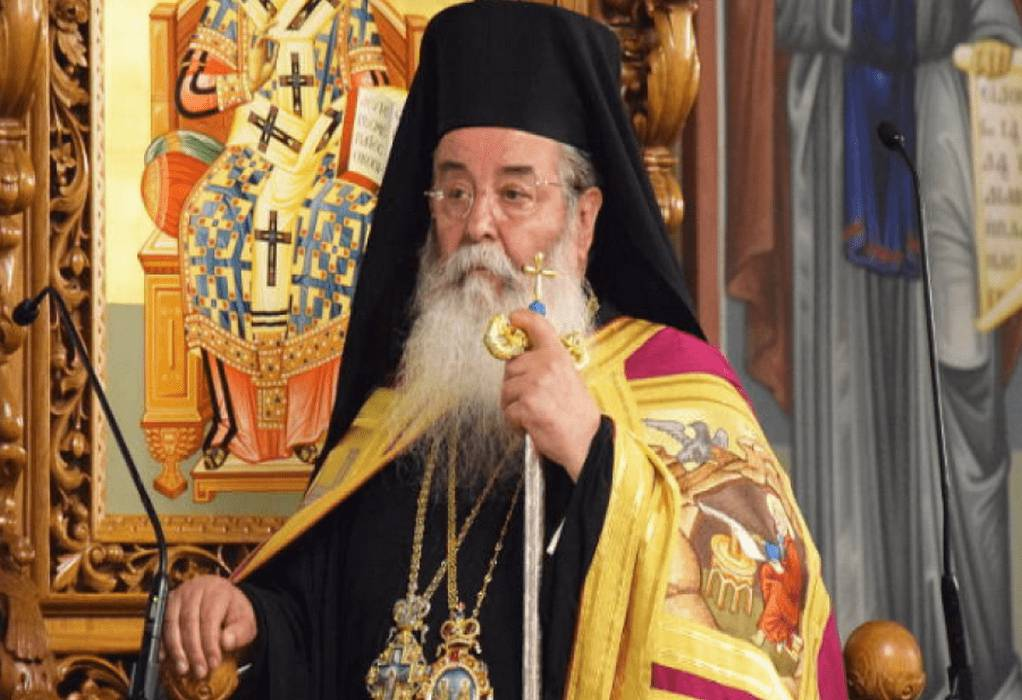 Μητροπολίτης Κοζάνης: Ο διάβολος έκλεισε τις εκκλησίες (VIDEO)