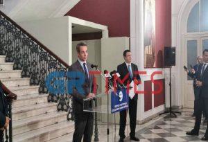 Τι συζήτησε ο πρωθυπουργός με τους φορείς της Θεσ/νικης