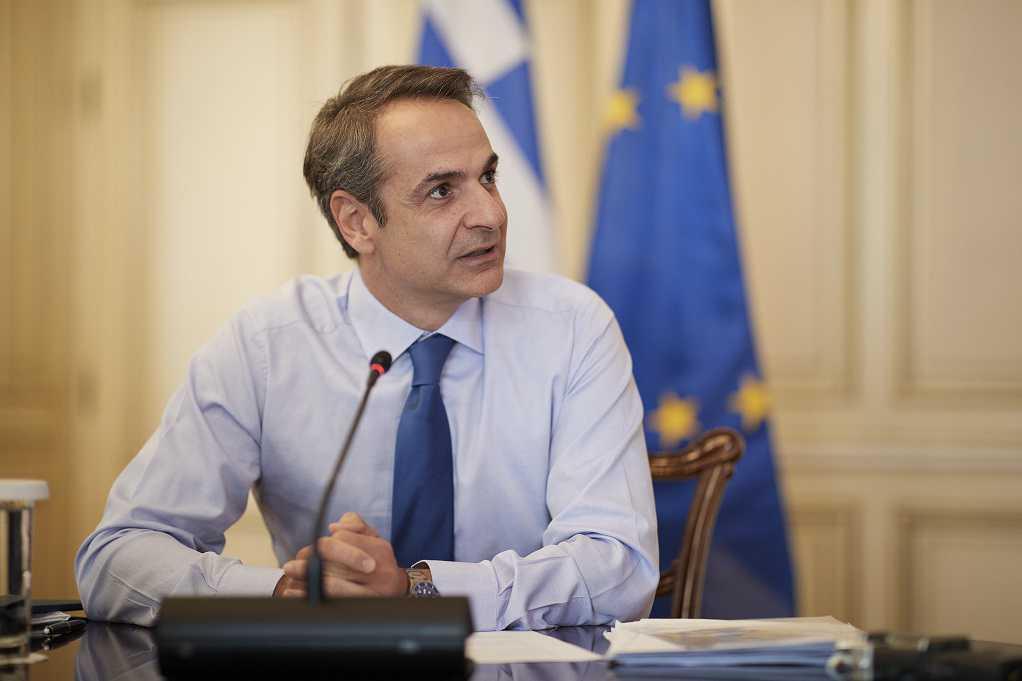 Κ.Μητσοτάκης: «Προτεραιότητα η προστασία της δημόσιας υγείας»