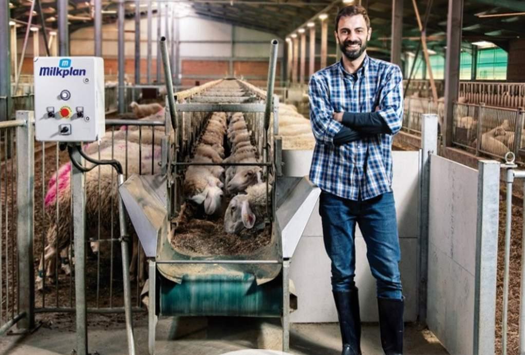 ΜΙLK PLAN: Με πλάνο για την κτηνοτροφία και εξαγωγές σε 95 χώρες