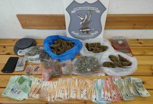 ΕΛ.ΑΣ.:Συλλήψεις για ναρκωτικά και εκρηκτικούς μηχανισμούς