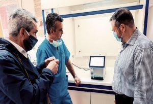 Ν. Αιγαίο: 7 μηχανήματα μοριακών εξετάσεων στα νοσοκομεία